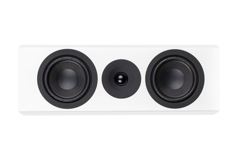 System Audio Legend 10.2, white