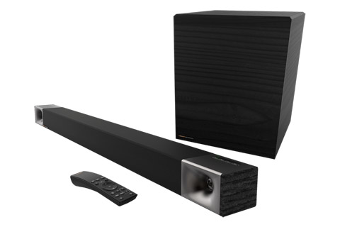 Klipsch cinema 600 soundbar with wireless subwoofer