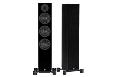 System Audio Legend 40, black