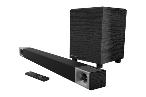 Klipsch cinema 400 soundbar with subwoofer