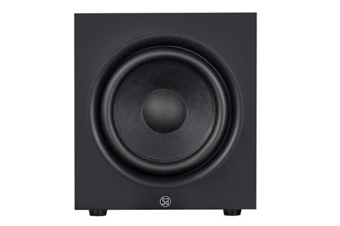 System Audio Legend 12 Subwoofer, black