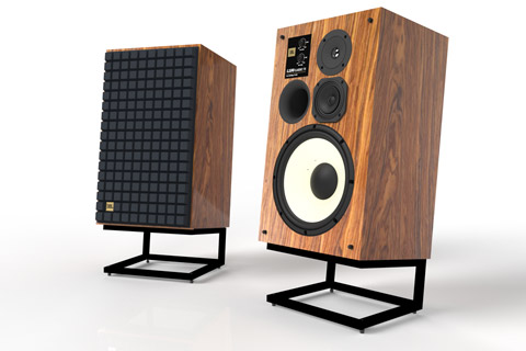 JBL L100 Classic 75 speakers