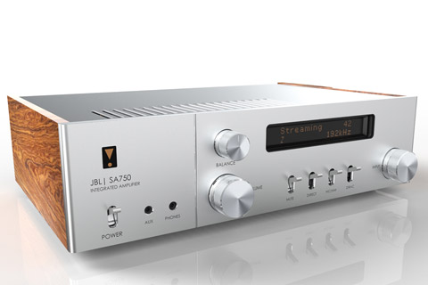 JBL SA750 integreated amplifier
