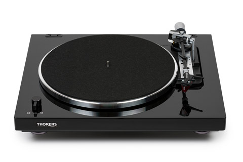 Thorens TD103A full automatic turntable, black