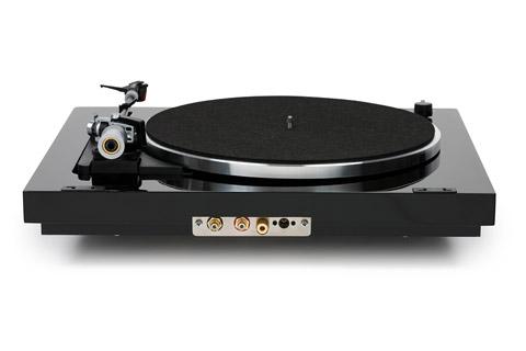 Thorens TD-103A turntable, black