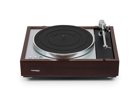Thorens TD1600 turntable, walnut