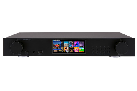 Cocktail Audio N25 streamer, black