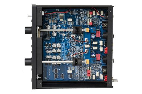 Pro-Ject Phono Box RS2, inside
