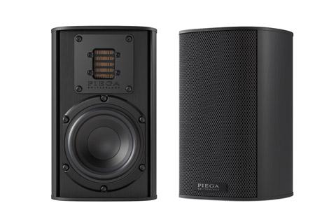 Piega Ace 30 bookshelf speaker, black