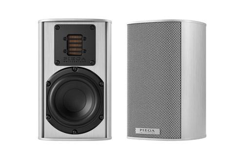 Piega Ace 30 bookshelf speaker, silver