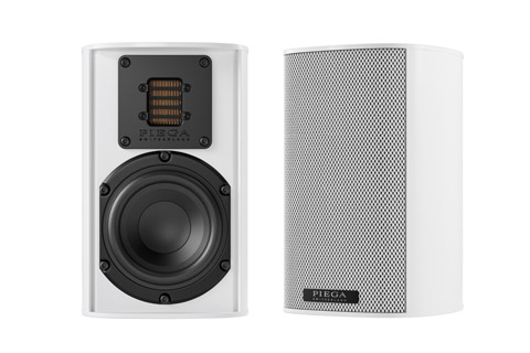 Piega Ace 30 bookshelf speaker, white