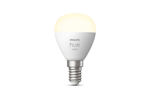 Philips Hue White E14 LED small bulb - 1 stk