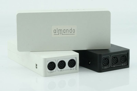 Almando Powerlink-Switch Stereo