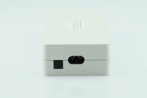 Almando Powerlink-Switch Stereo - Hvid