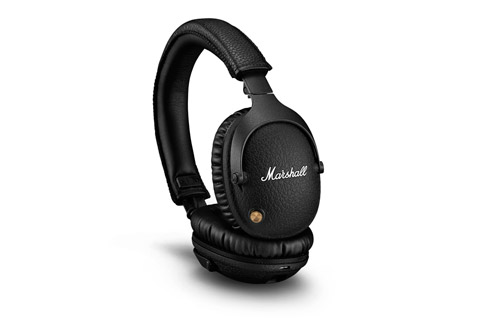 Marshall Monitor II ANC headphones, black