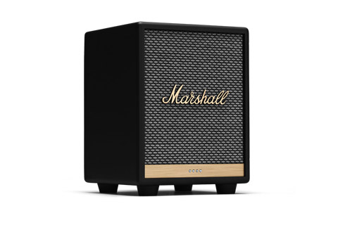 Marshall Uxbridge Google Assistant speaker, black