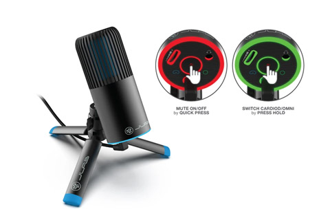 JLab Audio Talk Go USB micophone