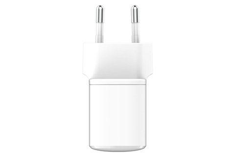eSTUFF 20W USB-C charger with Power Delivery - Top