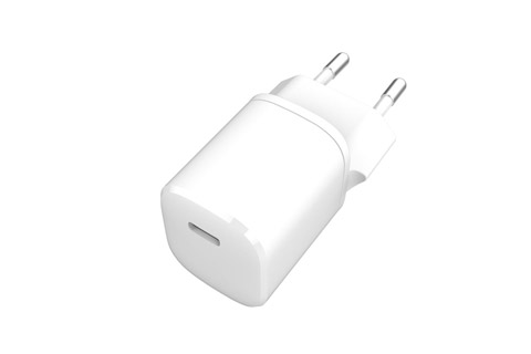 eSTUFF 20W USB-C charger with Power Delivery