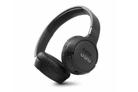 JBL Tune 660NC on-ear headphones, black