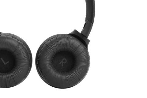 JBL Tune 510BT on-ear headphones, black