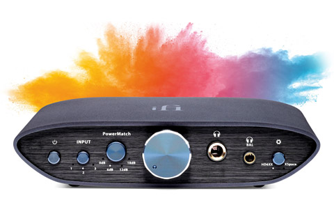 ifi Audio Zen CAN Signature headphone amp