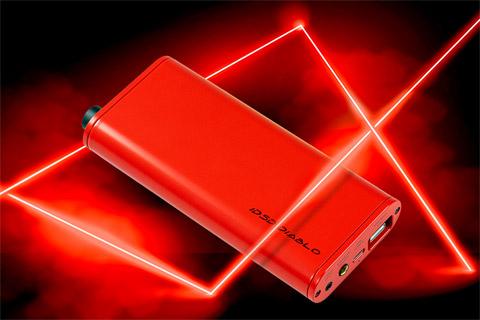 ifi Audio iDSD Diablo logo USB