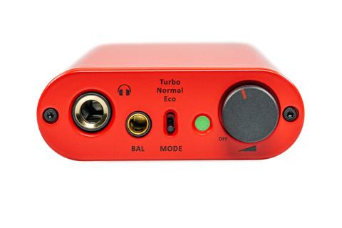ifi Audio iDSD Diablo front