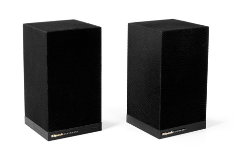 Klipsch Surround 3 speakers for your Klipsch soundbar, black