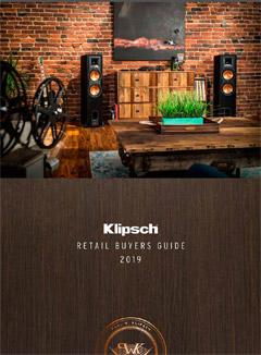 Klipsch produkt katalog 2019