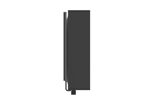 Cavus vertical wall bracket for Sonos AMP - Side