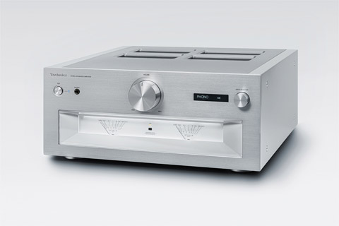 Technics SU-R1000 amplifier, silver