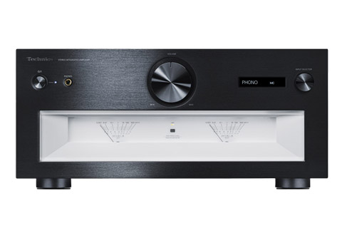 Technics SU-R1000 amplifier, black