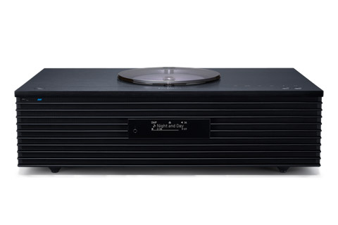 Technics SC-C70 MK2 all-in-one music system, black