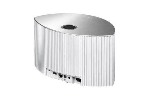 Technics SC-C30 streaming speaker, hvid