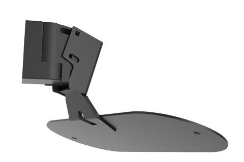 Cavus wall bracket for Citation 500 - Black