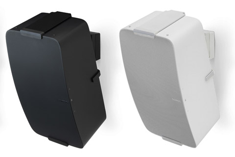 Flexson verticall wall mount for Sonos PLAY5 G2/3 and FIVE
