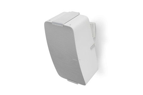 Flexson verticall wall mount for Sonos PLAY5 G2/3 and FIVE - White