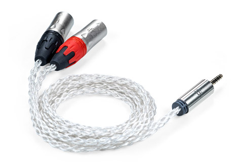 ifi balanced 4.4mm to XLR jack stereo audio cable