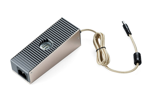 ifi iPower Elite DC power supply with noise reduction