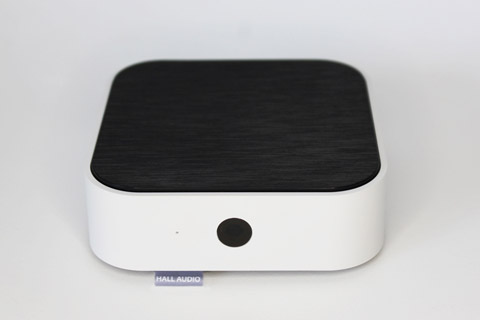 Hall Audio WiFi streamer, hvid