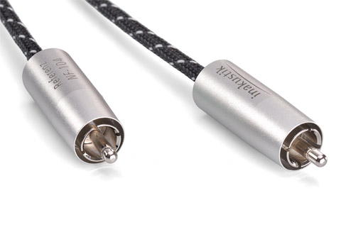 Inakustik Referenz NF-104 Micro Air stereo RCA cable