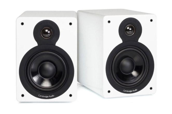 Cambridge Audio Minx XL bookshelf speaker - White