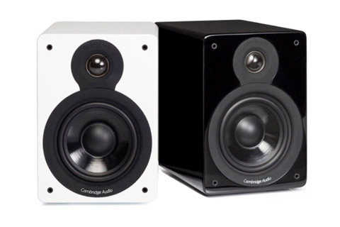 Cambridge Audio Minx XL bookshelf speaker - Both