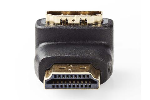 HDMI Vinkeladapter (HDMI hun - han)
