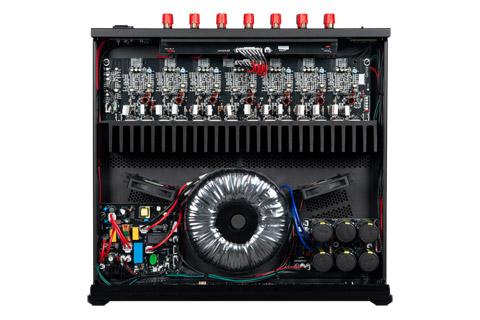Emotiva BasX A7 power amplifier