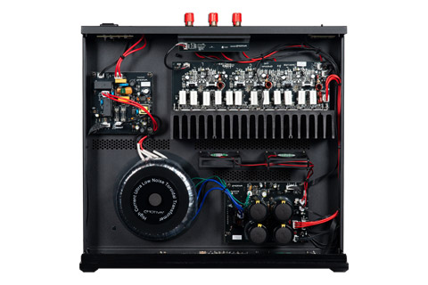 Emotiva BasX A3 power amplifier