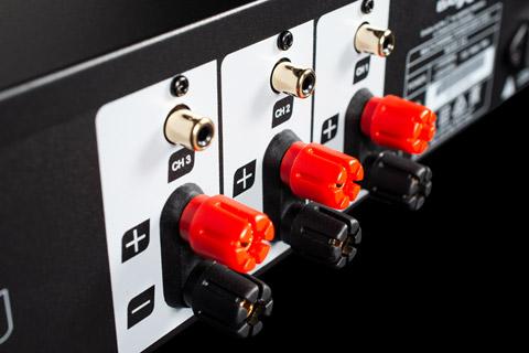 Emotiva BasX A3 power amplifier