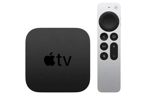 Apple TV 4K (6th generation) - Apple TV with new remote