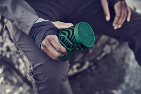 Beosound Explore portable speaker, lifestyle